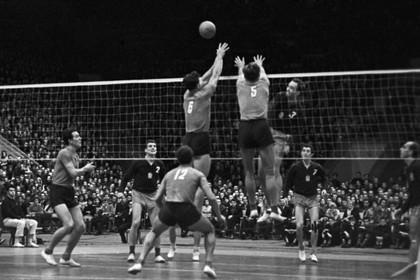 Умер чемпион мира по волейболу в составе сборной СССР