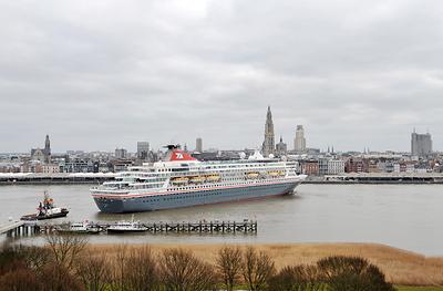 Пассажиры круизного лайнера подняли восстание против экипажа