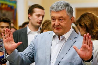 Порошенко рассказал о «формуле Лаврова» по Донбассу
