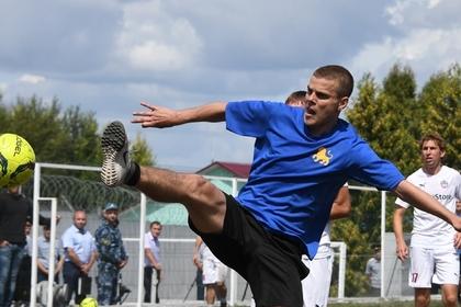 Врач рассказал о спортивном состоянии Кокорина и Мамаева после тюрьмы