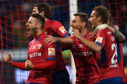 ЦСКА победил «Краснодар» в РПЛ