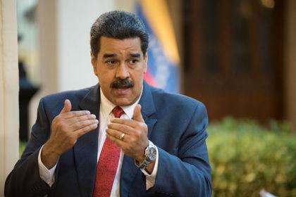 Мадуро поблагодарил россиян за понимание