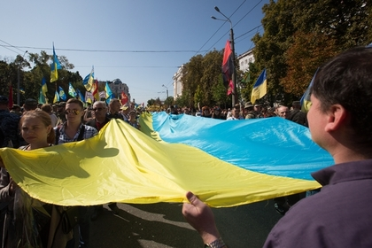 Украина захотела добиться международных гарантий суверенитета