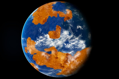 Обнародованы подробности о существовании жизни на Венере