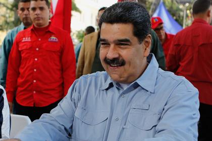 Мадуро заговорил о мире с американцами