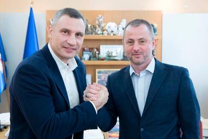 Новый советник Кличко похвастался опытом в КВН и Comedy Club