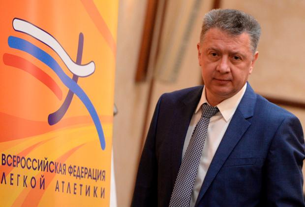 Глава ВФЛА Дмитрий Шляхтин