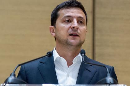 Зеленский обратился к украинской нации