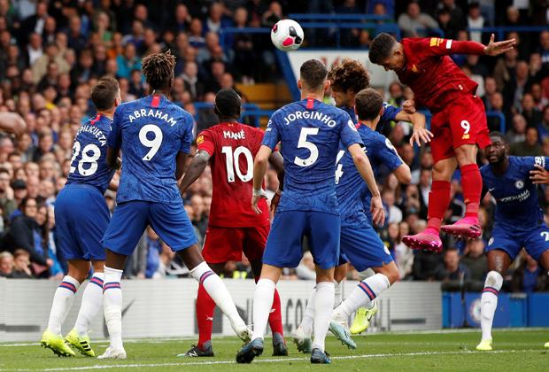 Матч «Челси» — «Ливерпуль»