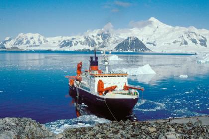 Международная научная экспедиция изучит климат Арктики с ледокола