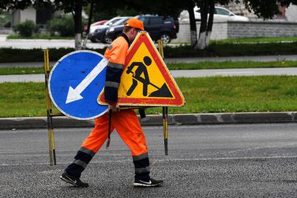 Российский губернатор придумал еще одно требование к ремонту дорог