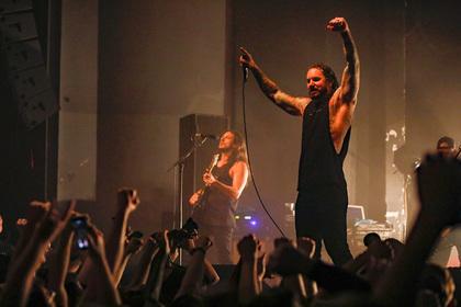 Группа As I Lay Dying приедет в Россию