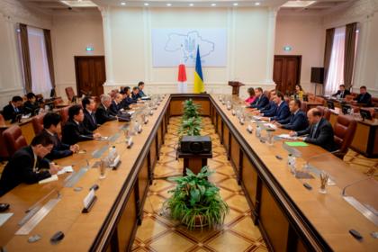 Украина предложила Японии вложиться в Чернобыль