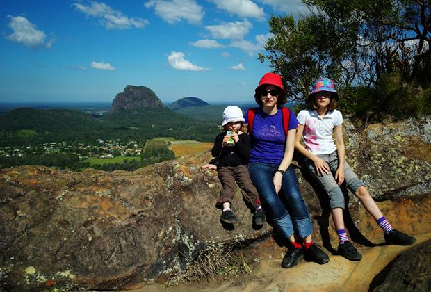 Поход на гору Нгунгун