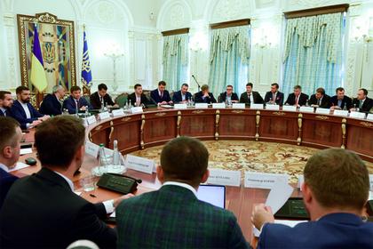 Украина захотела провести с Россией переговоры по границе