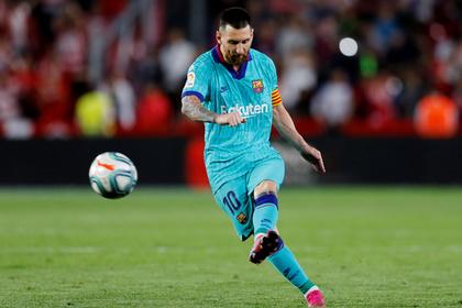 Месси выбрали лучшим футболистом года