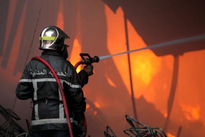 Восемь новорожденных погибли в пожаре в алжирском роддоме
