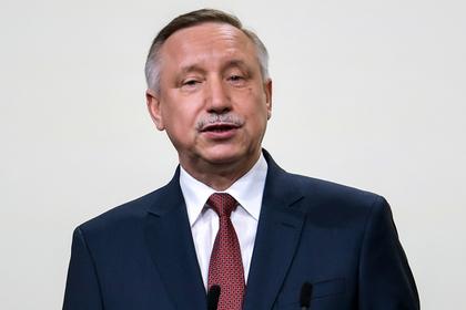 Беглов пообещал помочь детским центрам и детдомам