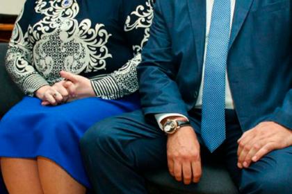 Чиновника ДНР засняли в швейцарских часах за несколько тысяч долларов