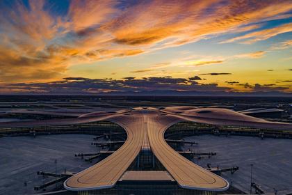 В «Поднебесной»  открыли новый международный аэропорт Дасин