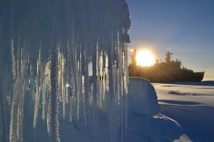 Для общения в Арктике разработали систему метеорной связи