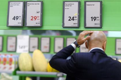 Цены в России стабилизировались