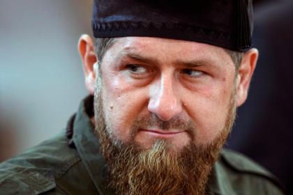 Кадыров потребовал найти поющего «гори-гори ясно» во время пожара в Грозном