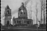 Разрушенная православная церковь. Западная Украина, 1941-1942 годы.