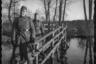 Немецкие полицейские ГФП. Западная Украина, 1941-1942 годы.