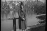 Портрет девушки. Львов (Лемберг), Западная Украина, 1941-1942 годы.