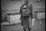 Портрет немецкого полицейского ГФП. Западная Украина, 1941-1942 годы.