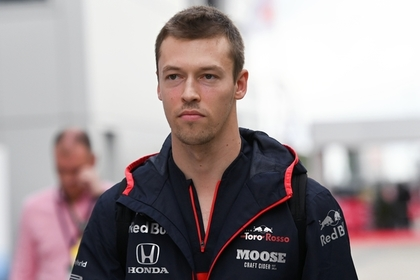 Квят пропустит квалификацию Гран-при России «Формулы-1»
