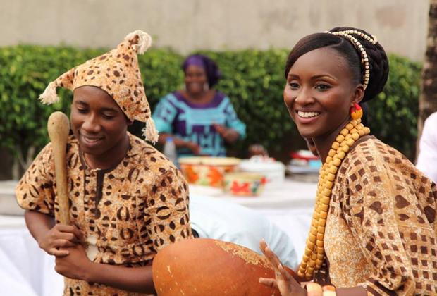 Женщины Сенуфо