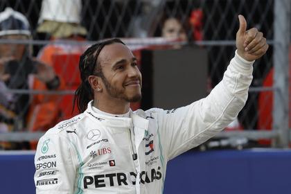 Хэмилтон выиграл Гран-при России