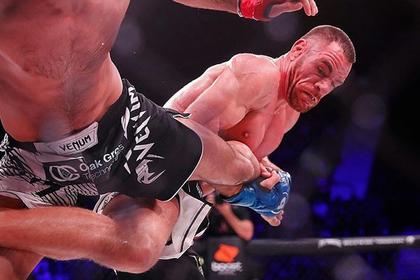 Боец MMA заподозрил соперника в допинге из-за «твердых сосков»