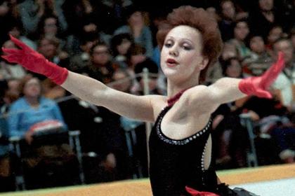 Эта фигуристка выиграла для СССР первую медаль Олимпиады. За что ее жестоко убили?