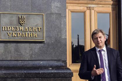 Зеленский уволил секретаря СНБО