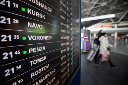 Летать по России в обход Москвы разрешили без налогов
