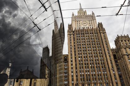 Россия отреагировала на связанные с «хозяином» ЧВК Вагнера санкции