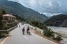 Расположенный в горах Ниальского хребта у реки Гирдыманчай поселок городского типа Лахидж — еще одно место, обязательное к посещению. К нему ведет единственная извилистая дорога, окруженная высокими скалами. Построена она была во второй половине XX века, а до этого сюда можно было добраться только горными тропами.