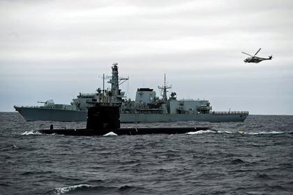 Командование шведского флота ушло под землю из-за России