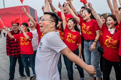 Китай был младшим братом СССР. Но за 70 лет он стал сильнее, богаче и мудрее