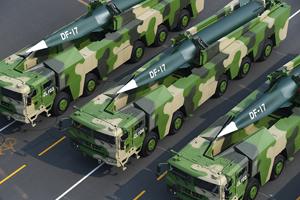 Баллистические ракеты DF-17