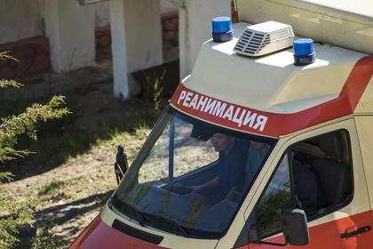 Российский школьник упал с девятого этажа и выжил