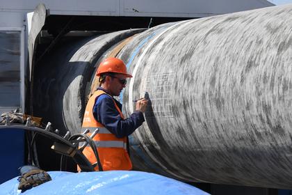 «Газпром» нашел управу на главного противника «Северного потока-2»