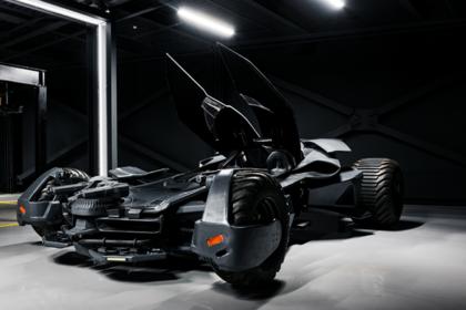 В России нашли «Бэтмобиль» за 55 миллионов рублей