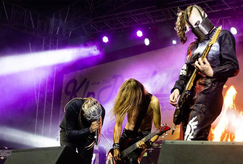 Выступление Electrolize на фестивале «Индюшата-2019 »