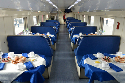 Пассажиры предотвратили убийство в вагоне российского поезда