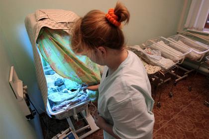 Россиянка попыталась украсть новорожденного из роддома