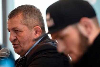 Отец Нурмагомедова одобрил реванш с Макгрегором